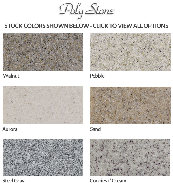 Cultured Marble Polystone Stock Options