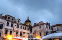 Dubrovnik Square - HDR