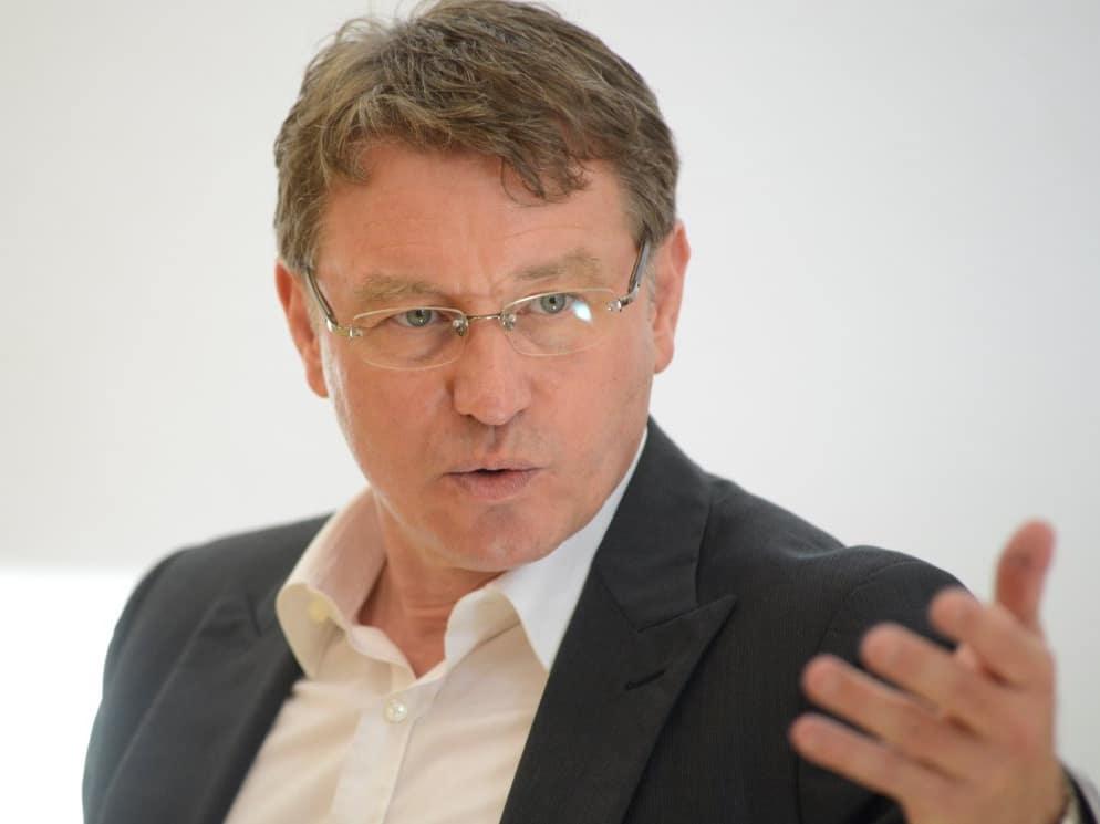 Interview Mit Manfred Ritschard  Athenas
