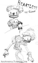 Heartless the Clown