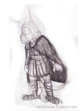 Pencil Squargling Armor Concept