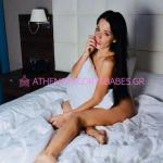 ATHENS ESCORT RUSSIAN CALL GIRL POLINA