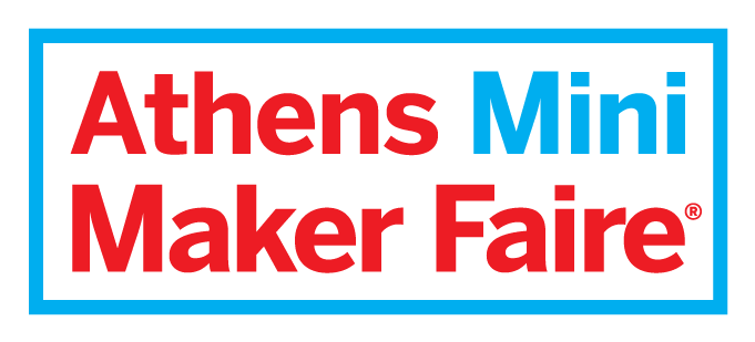 Athens Mini Maker Faire logo