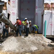 pouring-concrete-footers-for-stairs-and-entry