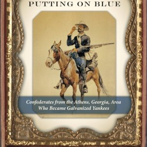 Putting on Blue by Al Hester