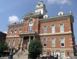 Athens County Courthouse - Athens, Ohio