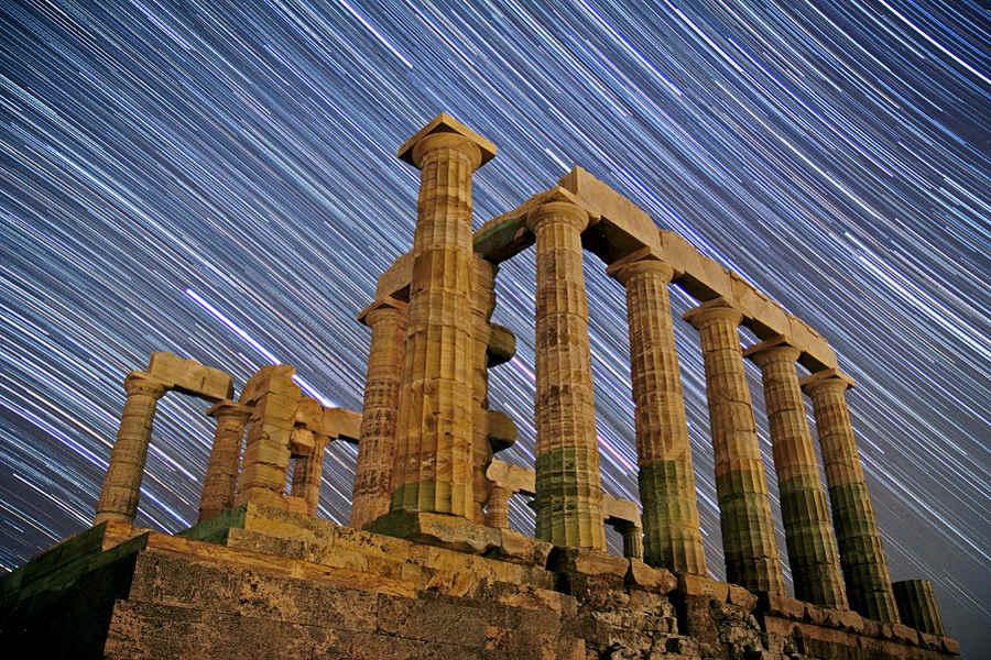 Poseidon-Temple-in-Athens-Sounio