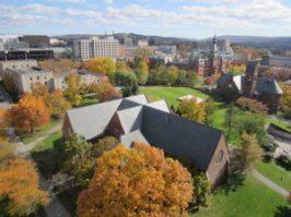 Cornell University from McGraw Tower