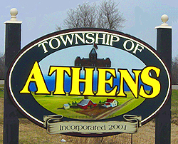 Athens in Canada