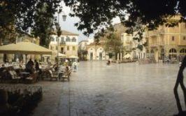 Methana Platz