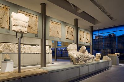 acropolis museum inside 5