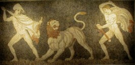 Pella_Lion_Hunt_Mosaic
