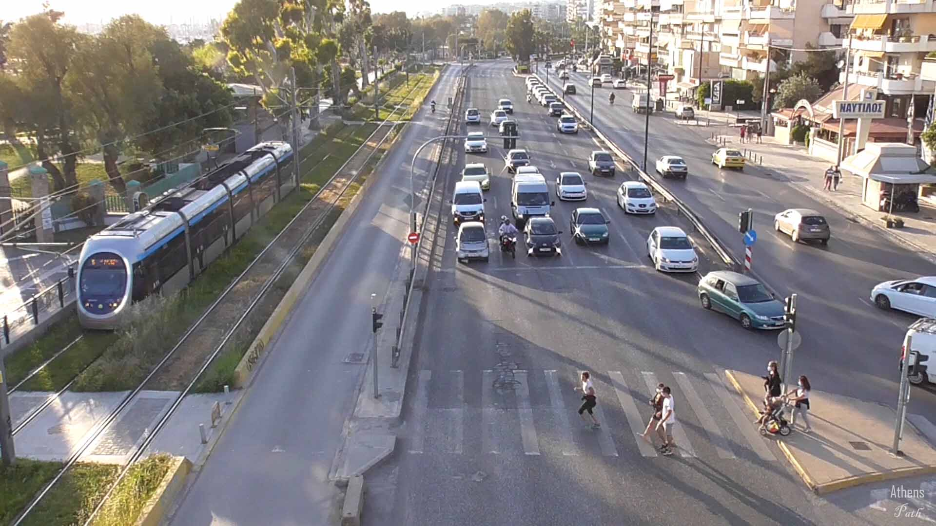 Poseidonos Avenue – Athens, Greece