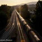 Trains Beautiful British Columbia Photo By Thanasis Bounas