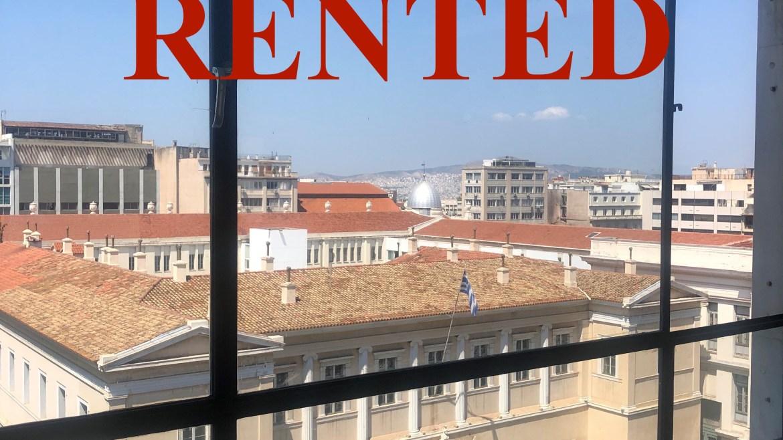 Windows to Athens Midtown