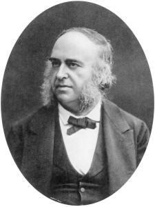 Paul Broca. Photo via Wikimedia.