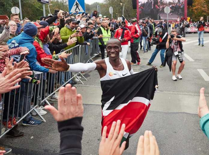Breaking the two-hour tape: Engineering the fastest marathon run in history