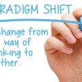The Paradigm Shift in Education