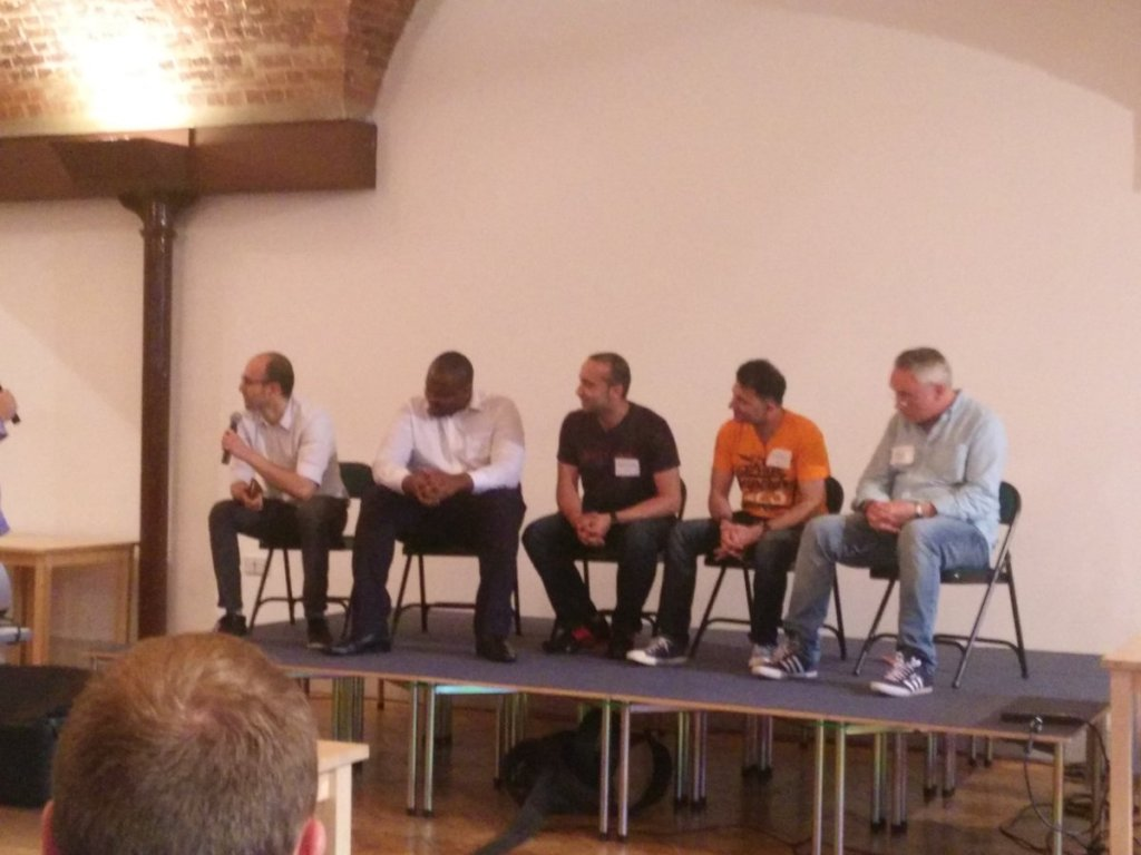 Cloud Camp Unpanel