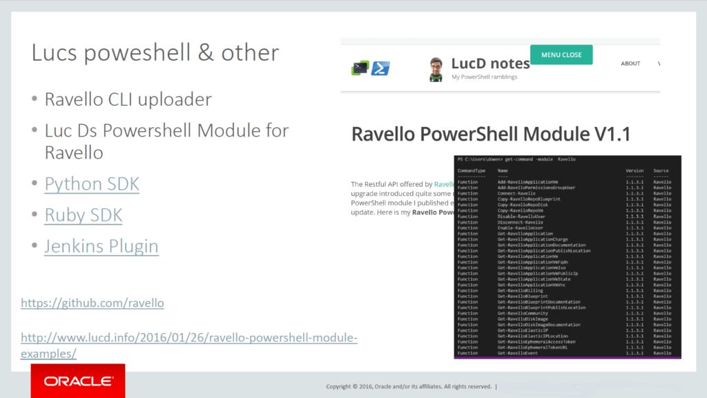 Ravello - Modules