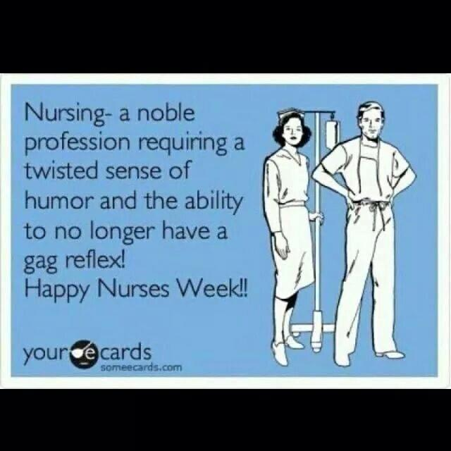 nursing humor  athicketofmusings