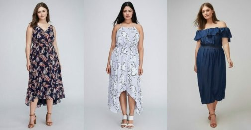 Lane Bryant Spring Dresses