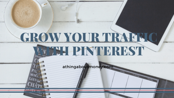 GROW YOUR TRAFFIC WITH PINTEREST