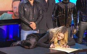 Madonna Tidal Signing