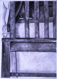 Still Life: Wooden Chair