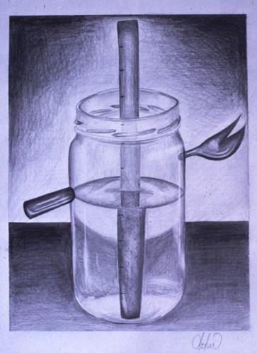 Still Life: Jar