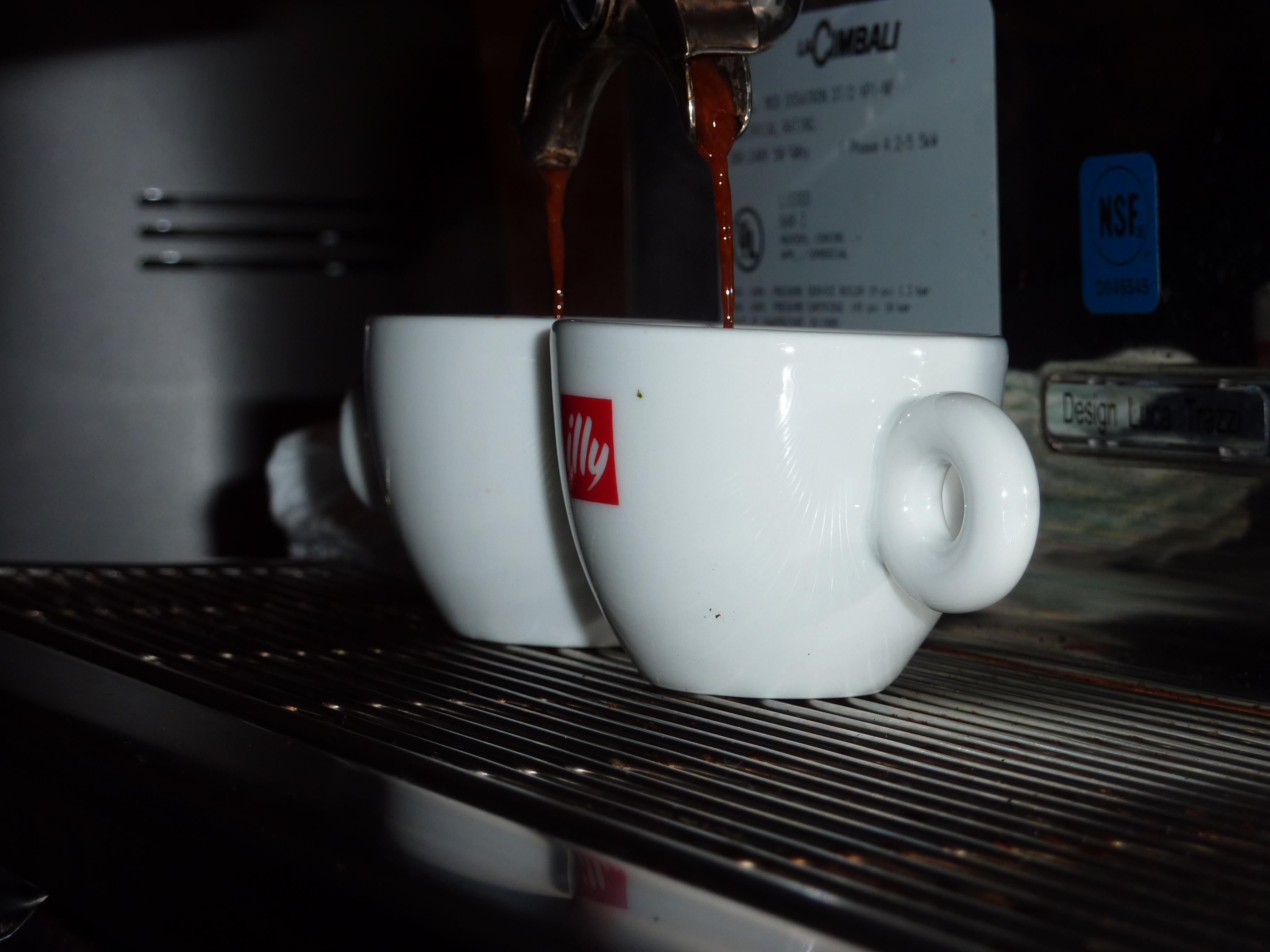 espresso mid flow