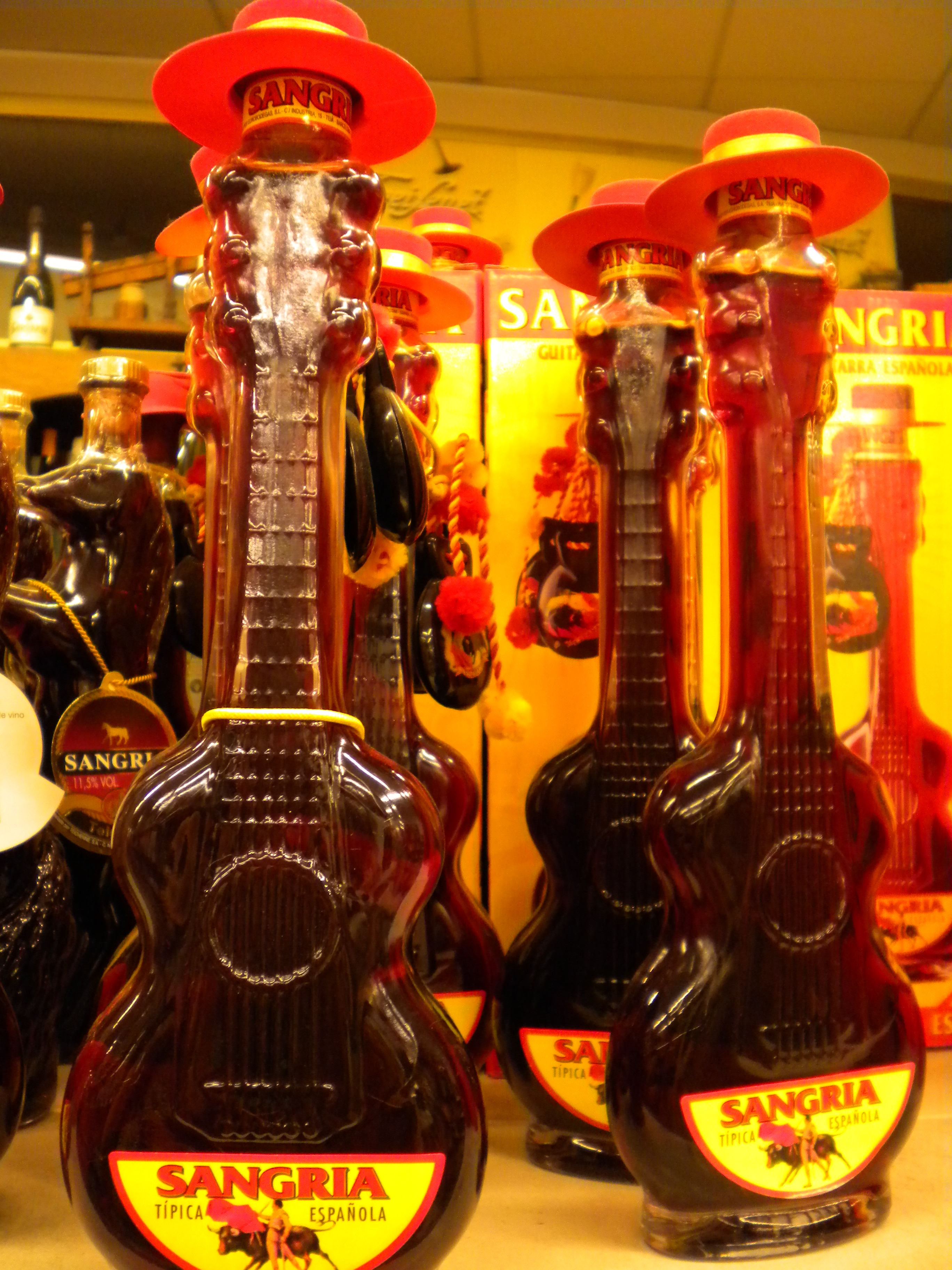 sangria guitars