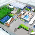 日本最大級の複合スポーツエンターテインメント施設が品川に誕生! 8種類のスポーツ、アトラクションやBBQを手ぶらで楽しめる