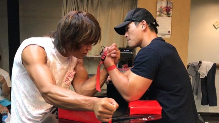 アームレスリングを有名に。〜日本一の左腕、小沼 啓紀さんに取材しました!〜