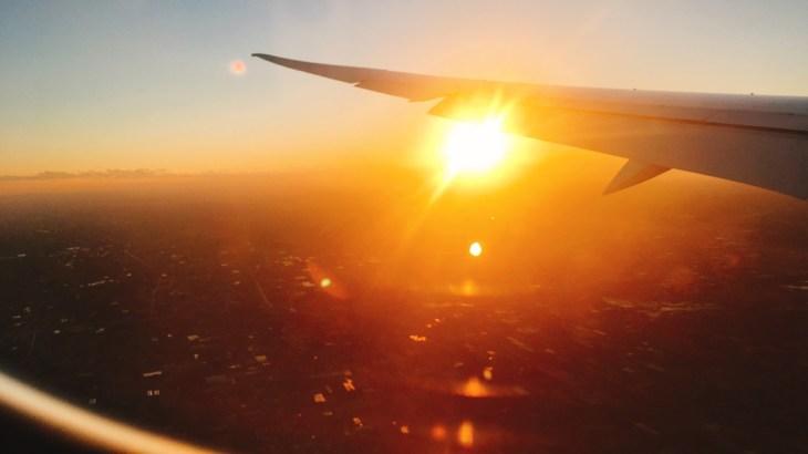 アスリートが飛行機での移動時にするべき乾燥対策