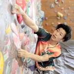 スポーツクライミングでオリンピックを目指す!北江 優弥さんに取材しました!