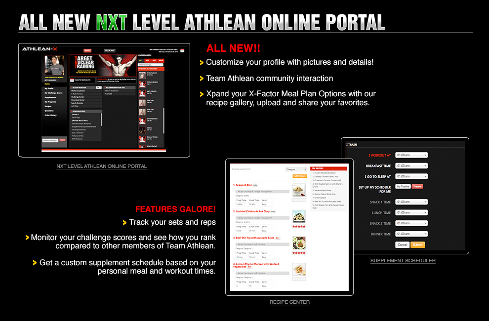 athlean nxt monthly workout
