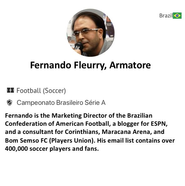 Fernando Fleurry
