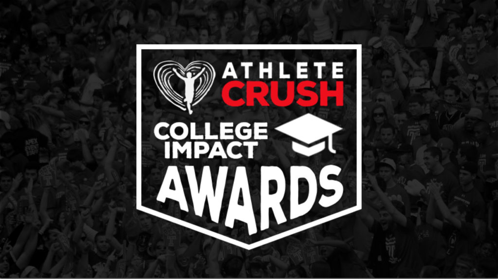 Athlete CRUSH College Impact Awards