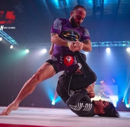Joshua Baker - MMA