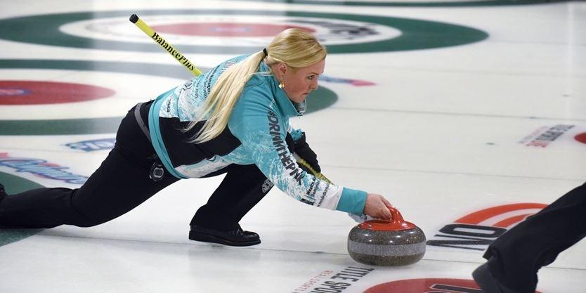 Danielle Inglis - Team Canada