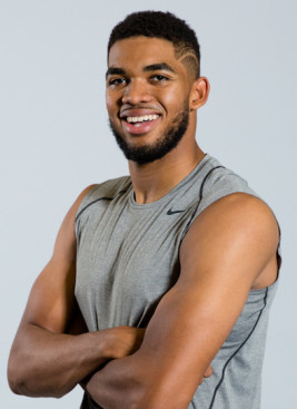 Karl Anthony Towns Haircut : anthony, towns, haircut, Anthony, Towns, Speaking, Booking, Agent, Contact