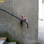 Calvin and Hobbes Street Art. From: http://goo.gl/Vp6hL