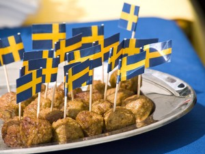 Sweden rejects low fat diet