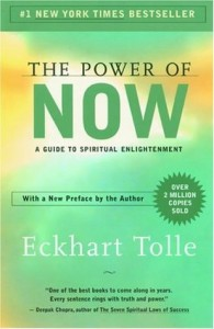 Aging challenges: The Power of Now by Eckhart Tolle