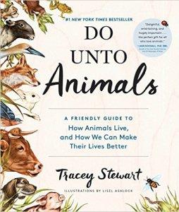 Books to save the animals. Do Unto Animals book cover.