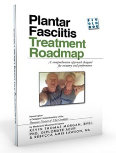 inspiring older people: plantar fasciitis roadmap