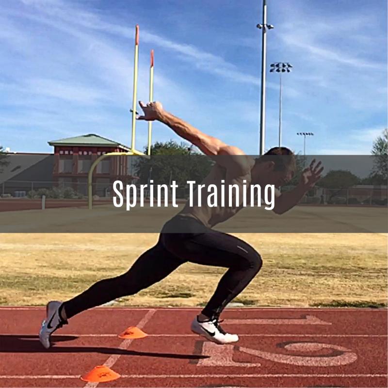 sprint training programs