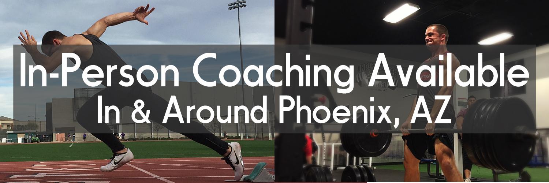 phoenix track coach
