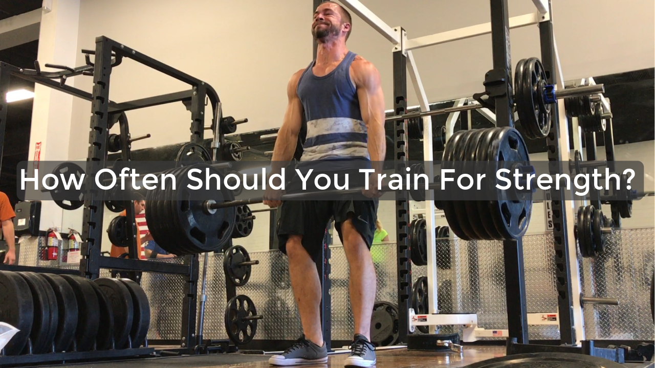 how often strength training
